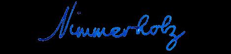 Nimmerholz Logo transparent