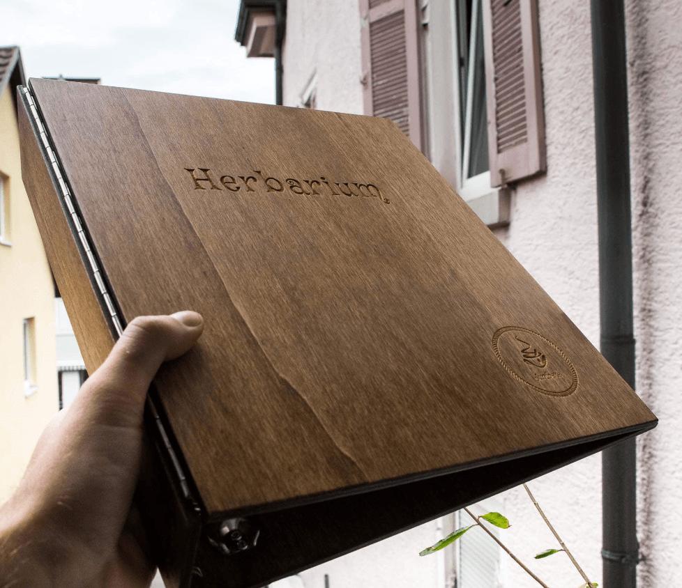 Herbarium-Ordner